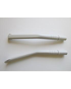 Пылесосы для аспирации слюны и фракции Monoart серые автоклавируемые D=11 мм, 10шт.