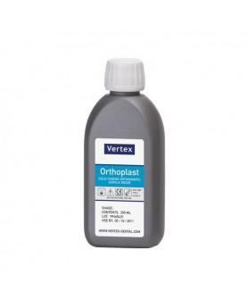 Вертекс Vertex Orthoplast, жидкость цвет №901 красная 250 мл.