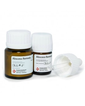 Абсцесс ремеди Abscess Remedy (15г. порошок 15мл. жидкость) PD