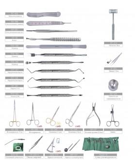 Базовый имплантологический набор