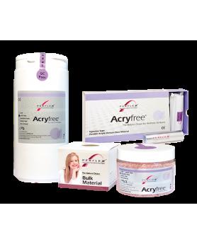 Перфлекс термопластичный материал Akryfree Розовый (Standard Pink) 200гр.