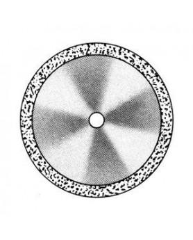 Алмазный диск DISC F 910/220 Flex, толщина 0,30мм, двусторонний (1шт.), SS White