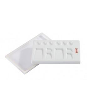 1051-0000 Палитра для смешивания керамики Black-Mix