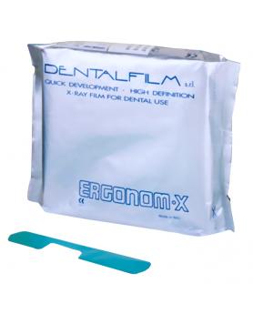 Пленка самопроявляющаяся Ergonom X (50шт.), Dental Film