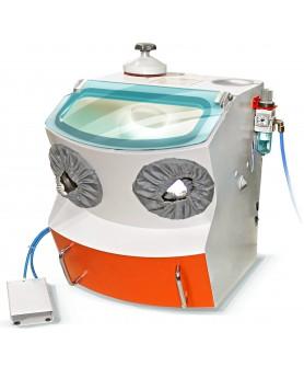 Пескоструйный аппарат для литейной лаборатории АСОЗ 1.1 С АРТ