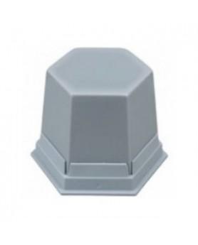 492-0200 Воск моделировочный окклюзионный, серый непрозрачный 75г.