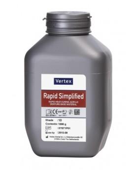 Вертекс Vertex Rapid Simpliied, порошок цвет №10 1000 г.