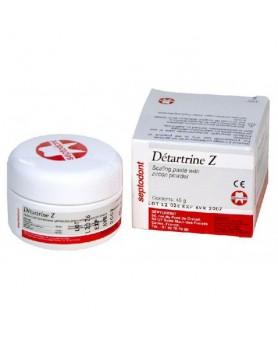 Детартрин Z 45 г паста с цирконом для удаления зубного камня, Септодонт