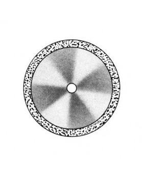Алмазный диск DISC F 910/190 Flex, толщина 0,30мм, двусторонний (1шт.), SS White