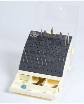 Органайзер для боров на 143 шт.с автоклавируемой вставкой