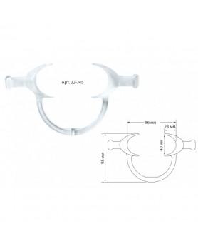 Ретрактор двухсторонний (комплект 2 шт.)
