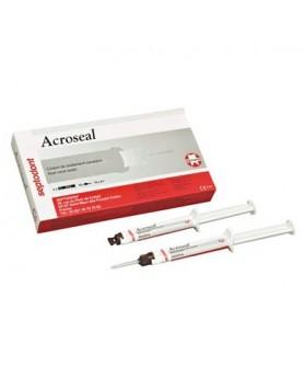 Акросил - двухкомпонетная паста для пломбирования корневых каналов (9,5г + 9,5г)
