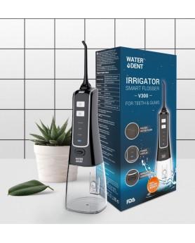 Ирригатор WATERDENT портативный SMART FLOSSER V300
