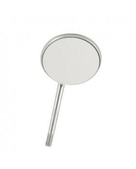 Зеркало не увеличивающие Asa Dental с родиевым покрытием, с технологией Top Vision, диаметр 22 мм