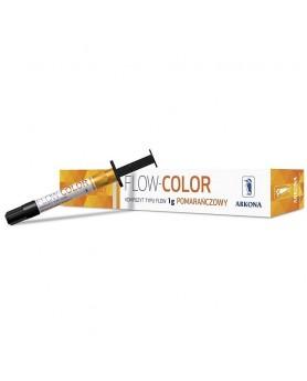 Флоу-Колор Flow-Color цвет оранжевый (1гр.), Arkona