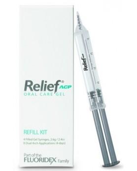Relief ACP (Релиф) - гель для снижения чувствительности  (4 шпр.х 2,4 г.)