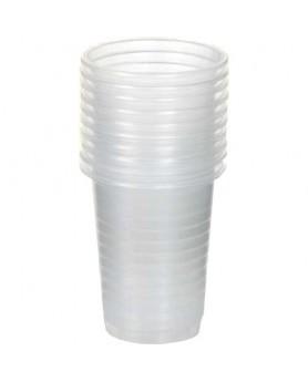 Стаканы пластиковые (200 мл),  100 шт.