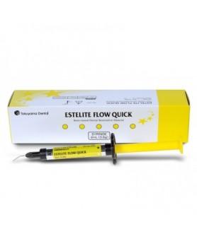 Эстелайт Флоу Estelite Flow цвет BW, шприц (3,6гр.), Tokuyama