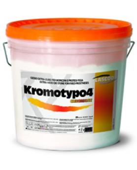 Гипс зуботехнический Kromotypo 4 класс желтый -розовый -желтый (6кг), Lascod