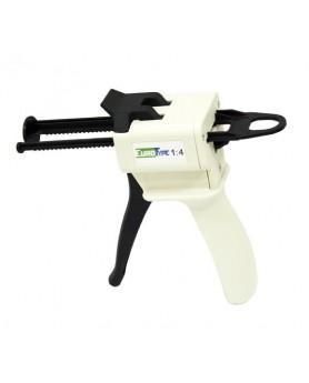 Пистолет-Диспенсер для слепочных масс 1:4, ЕвроТайп