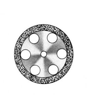 Алмазный диск DISC 911/190 Standart, толщина 0,55мм, двусторонний (1шт.), SS White