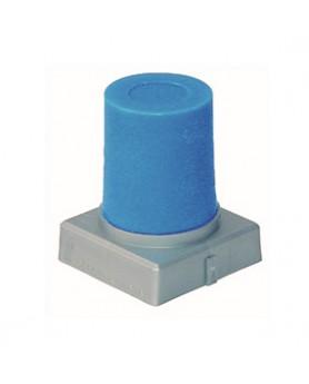 6000001 Воск моделировочный синий Шулер 45 г.