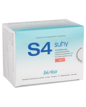 Бисико S4 superhydrophil (3 катриджа) арт.71430