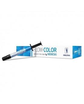 Флоу-Колор Flow-Color цвет голубой (1гр.), Arkona