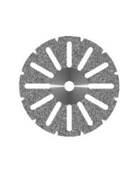 Диск алмазный Акрил 12 прорезей, диаметр 19мм. (1шт.), Агри