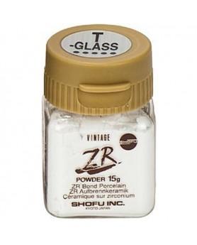 Cистема керамических масс: Vintage ZR, Эмаль-эффекты, 15г., Shofu (T-Glass 9163)