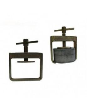 Бюгель однокюветный стальной с винтовым зажимом 3.020-4