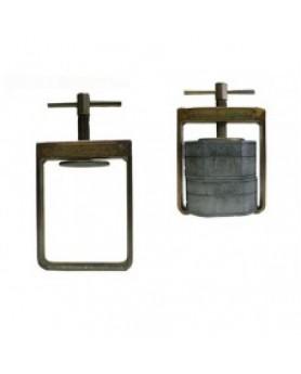 Бюгель двухкюветный стальной винт монолитная рамка 3.020-5