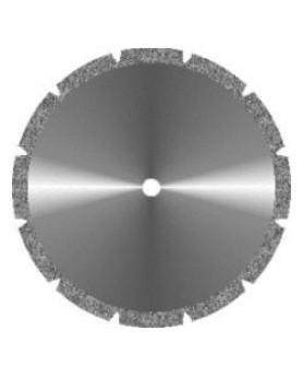 Диск алмазный Гипс, диаметр 30мм., крупнозернистый (1шт.), Агри