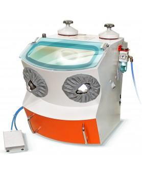 Пескоструйный аппарат для литейной лаборатории АСОЗ 1.2 АРТ