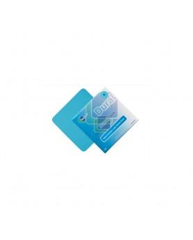 Листы латексные Дентал Дам 152х152, голубые медиум