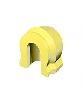 Замковые крепления (Матрицы СГ 1,7 желтые 43006660,1) 1шт.