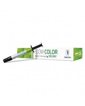 Флоу-Колор Flow-Color цвет зеленый (1гр.), Arkona