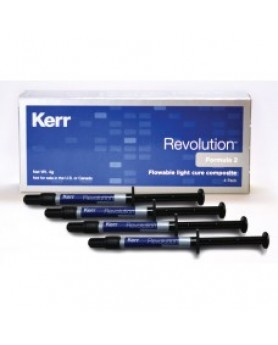 Революшн Revolution набор, 4 щприца (А2, В3, С3 , UO по 1гр.), Kerr