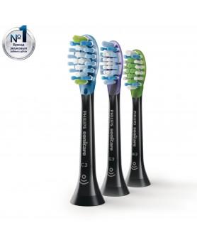 Чистящая головка Premium Plaque Control HX9073 с функцией BrushSync для электрической зубной щетки P