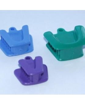 Прикусной блок средний размер (голубой) JNB