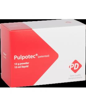 Pulpotec (Пульпотек) - для лечения витальных моляров (15г 15мл)