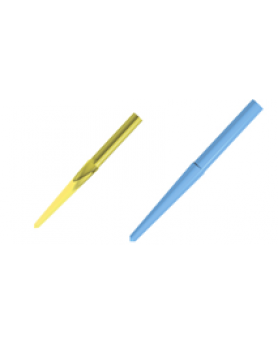 2003GL ПРЕЦИ-ПОСТ PRECI-POST Лабораторные штифты желтые (50шт.)