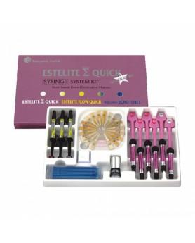 Эстелайт Estelite Sigma Quick набор 9 шприцов, Tokuyama