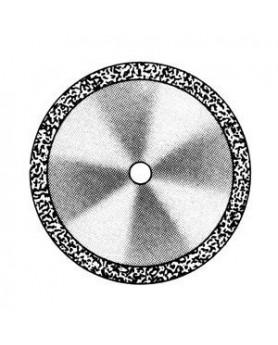 Алмазный диск DISC 910/220 Standart, толщина 0,55мм, двусторонний (1шт.), SS White