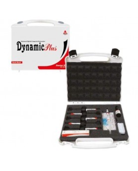 Динамик Dynamic Plus Starter Kit набор (5шпр. 4гр. протравка), President Dental