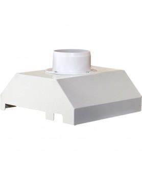 Зонт вытяжной для электромуфельной печи ЗОНТ 11.1 ЭМП