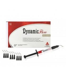 Динамик Флоу Dynamic Flow Kit набор (5шпр. х 2гр.), President Dental