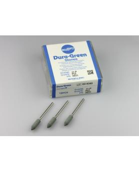 Абразивные камни: Dura-Green 1шт.Shofu (HP PC2 0031)