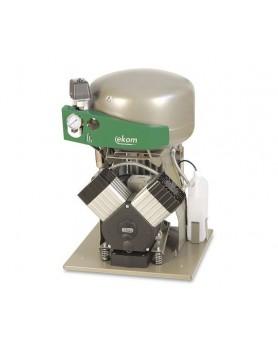 Компрессор DK50 2VS (140 л/мин., 2-цилиндр., резервуар 25 л, в кожухе)