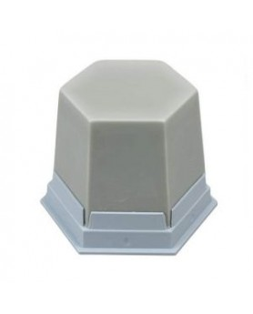 497-0200 Воск моделировочный GEO серый непр. 75г